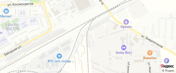 Проезд Энергетиков на карте Астрахани с номерами домов