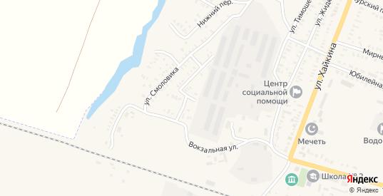 Улица Большакова в Новоузенске с номерами домов на карте. Спутник и схема онлайн