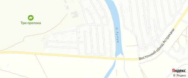 Анисовая улица на карте Электрик с номерами домов