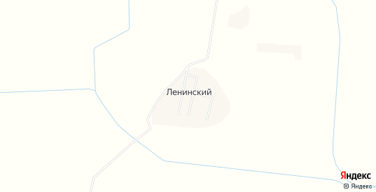 Карта поселка Ленинский в Саратовской области с улицами, домами и почтовыми отделениями со спутника онлайн