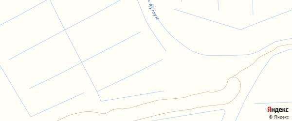 Летняя улица на карте поселка Кирпичного Завода N1 Астраханской области с номерами домов