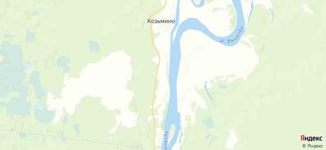 Томиловская на карте