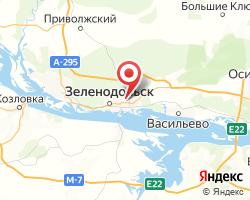 Представительство «ЖелДорЭкспедиция» Зеленодольск
