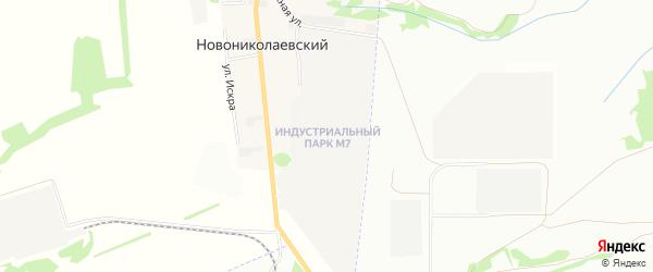 Территория ПромышленнаяПлощадкаИндустриальныйПаркМ7 на карте Зеленодольского района Татарстана с номерами домов