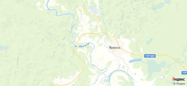 Паладино на карте