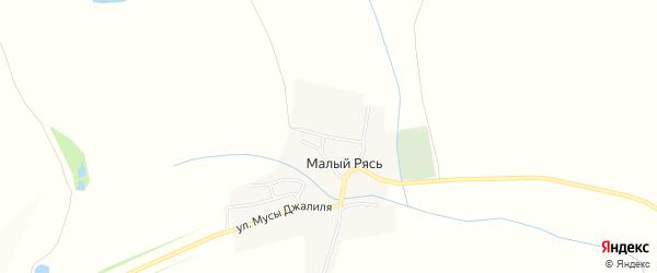 Карта территории 808.5 км а/д м-7 Волга Москва-Казань-Уфа в Татарстане с улицами и номерами домов