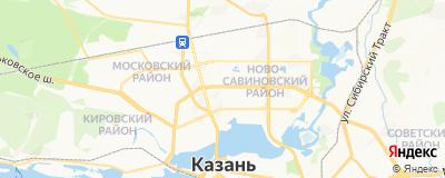 Иванов Н. М., адрес работы: г Казань, ул Бондаренко, д 4А