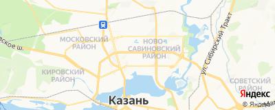 Хусаинов Рустем Рамилевич, адрес работы: г Казань, ул Меридианная, д 15А