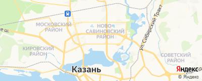 Ракаева Лилия Раисовна, адрес работы: г Казань, ул Четаева, д 34А