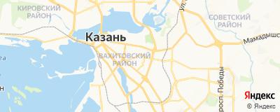 Гарифуллова Юлия Владимировна, адрес работы: г Казань, ул Бутлерова, д 54