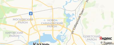 Закиева Лилия Ринатовна, адрес работы: г Казань, ул Адоратского, д 17