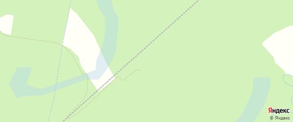 Карта поселка Пилес в Архангельской области с улицами и номерами домов