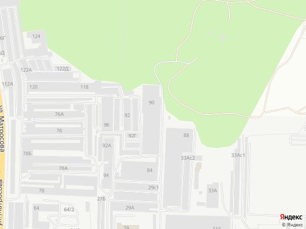 Карта картинки улица матросова тольятти