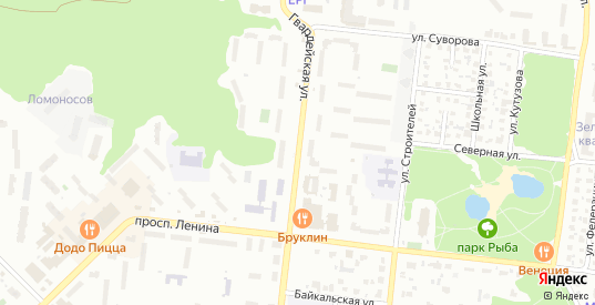 Гвардейская улица в Димитровграде с номерами домов на карте. Спутник и схема онлайн