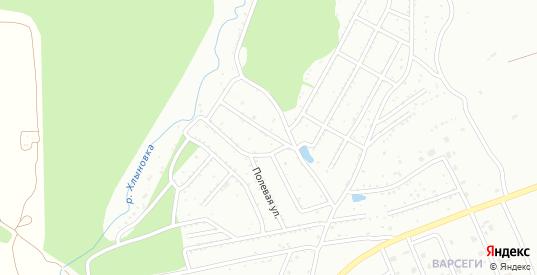 Территория гк Коммунальщик-Радужный в Кирове с номерами домов на карте. Спутник и схема онлайн