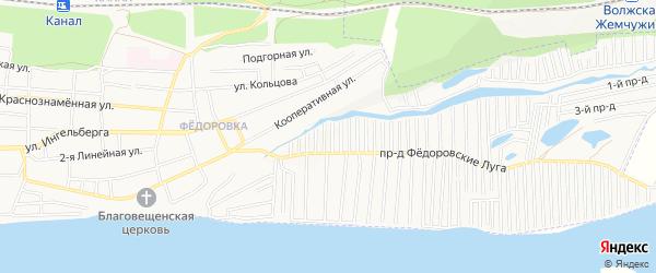 Садовое товарищество СТ Плановик на карте Тольятти с номерами домов