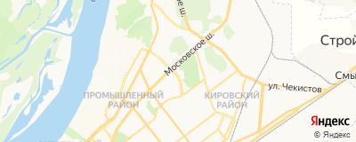 Балдина Ольга Юрьевна, адрес работы: г Самара, ул Ташкентская, д 159
