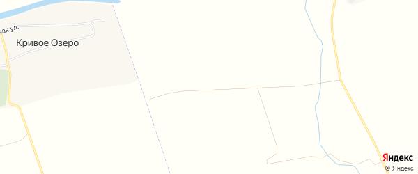 Карта поселка ж/д разъезда Ахметово в Татарстане с улицами и номерами домов