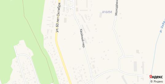 Хвойный переулок в Емве с номерами домов на карте. Спутник и схема онлайн