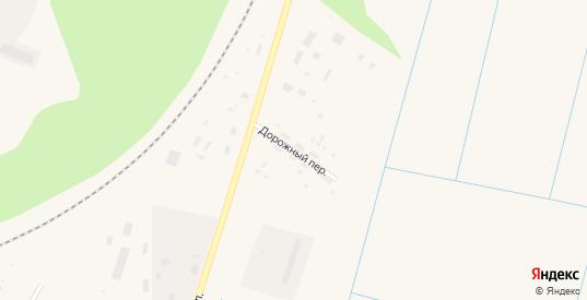 Дорожный переулок в Емве с номерами домов на карте. Спутник и схема онлайн