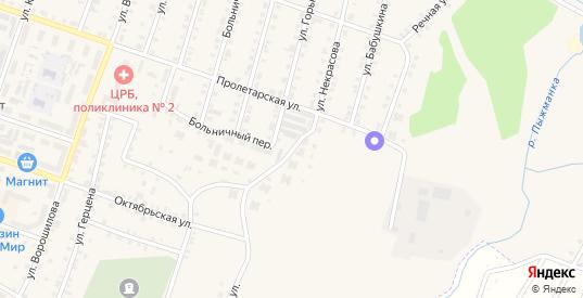Улица Некрасова в Сосновке с номерами домов на карте. Спутник и схема онлайн