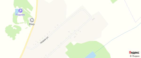 Лекшурская улица на карте села Лекшура Удмуртии с номерами домов