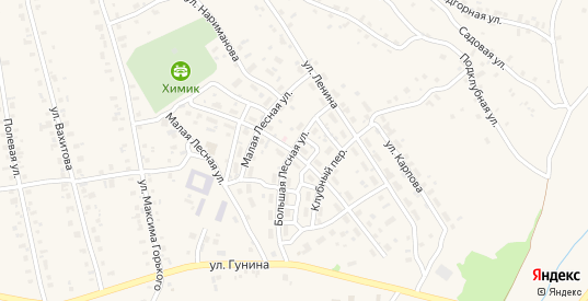 Улица Большая Нариманова в Менделеевске с номерами домов на карте. Спутник и схема онлайн