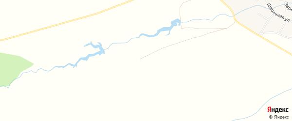 Карта садового некоммерческого товарищества Энтузиасты в Татарстане с улицами и номерами домов