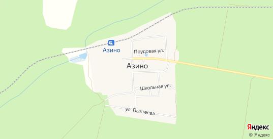 карта азино