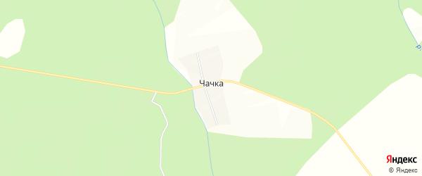 Карта деревни Чачки в Татарстане с улицами и номерами домов