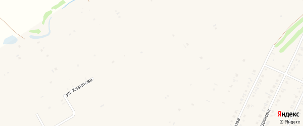 Улица Петрова на карте села Бакалы Башкортостана с номерами домов
