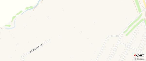 Улица Шаймуратова на карте села Бакалы Башкортостана с номерами домов