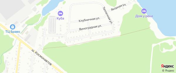 Тепличная улица на карте Чайковского с номерами домов