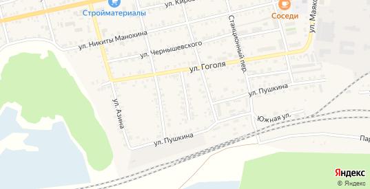Молодежная улица в Камбарке с номерами домов на карте. Спутник и схема онлайн