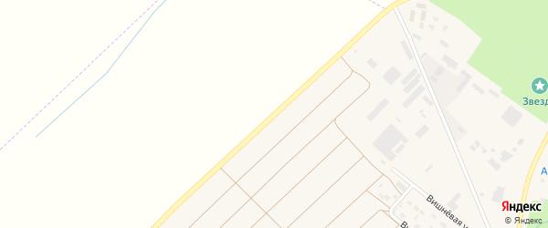 Улица Объездная дорога на карте села Буздяк с номерами домов