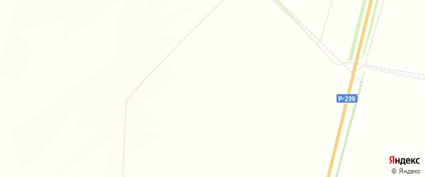 Карта села Дорожного участка в Оренбургской области с улицами и номерами домов