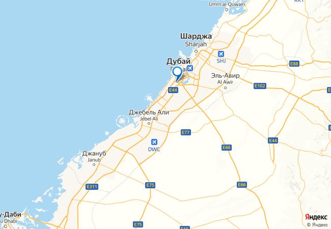 Карта дубай с домами москва дубай цена авиабилета