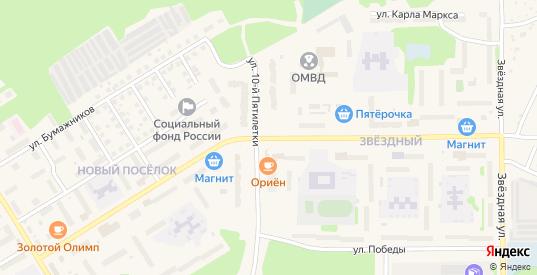 Улица Энтузиастов в Краснокамске с номерами домов на карте. Спутник и схема онлайн