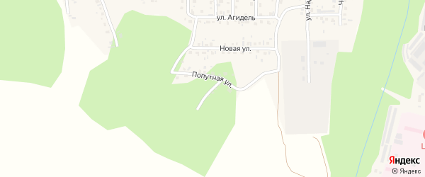 Сорочинская улица на карте Благовещенска с номерами домов