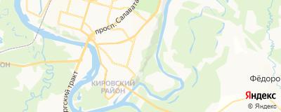 Фархутдинова Айгуль Ансафовна, адрес работы: г Уфа, ул Авроры, д 14