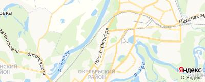Музыченко Анна Владимировна, адрес работы: г Уфа, пр-кт Октября, д 119