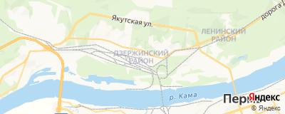 Мухаматдинова Эльмира Мадхатовна, адрес работы: г Пермь, ул Транспортная, д 19