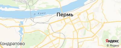 Архипова Любовь Ивановна, адрес работы: г Пермь, ул Пушкина, д 109