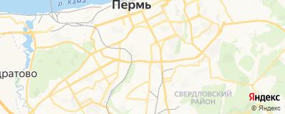 Шарова Надежда Эдуардовна, адрес работы: г Пермь, ул Клары Цеткин, д 14