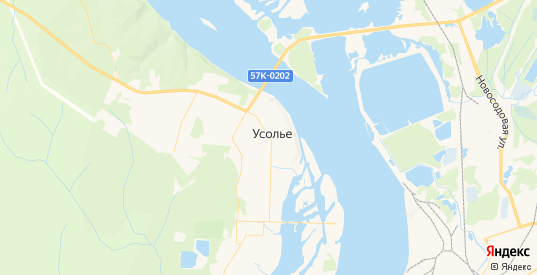 Карта Усолья с улицами и домами подробная. Показать со спутника номера домов онлайн