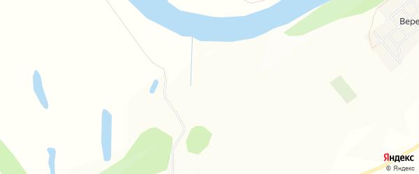 Карта деревни Малышаты города Чусового в Пермском крае с улицами и номерами домов