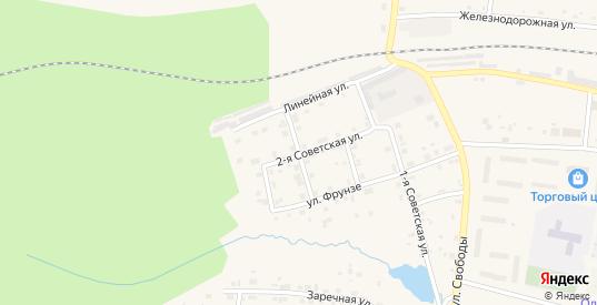 Улица Чапаева в Горнозаводске с номерами домов на карте. Спутник и схема онлайн