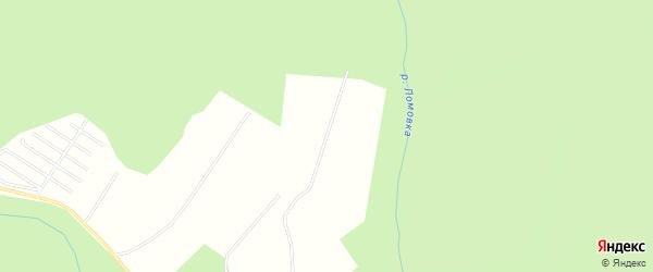 Садовое товарищество Ремонтник на карте Горнозаводска с номерами домов