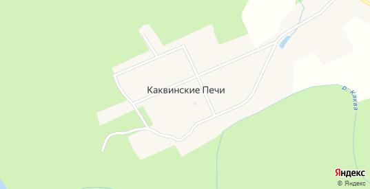 Школьный переулок в поселке Каквинские Печи в Карпинске с номерами домов на карте. Спутник и схема онлайн