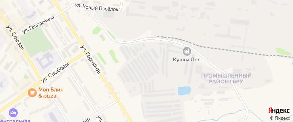 Ряды 18 на карте территории ГМ Южного поле-2 с номерами домов